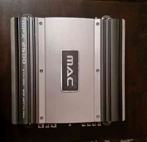 Mac Audio MPX 2500