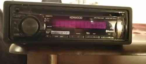 Kenwood KDC-BT31U