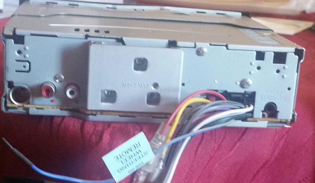 JVC KD-X30 - Johannes Stolletz-Audiogeräte