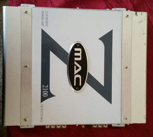 Mac Audio Z2100