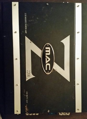 Mac Audio Z2200