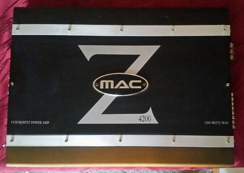 Mac Audio Z4200