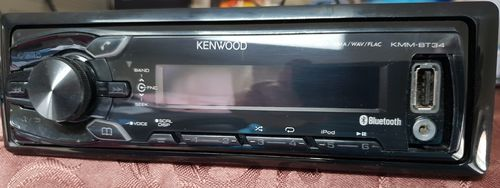 Kenwood KMM-BT34
