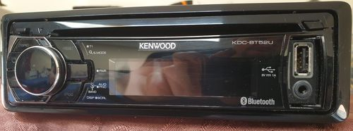 Kenwood KDC-BT52U